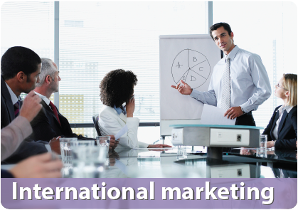 International marketing English